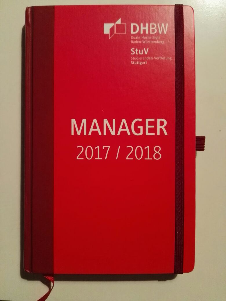 DHBW_Manager