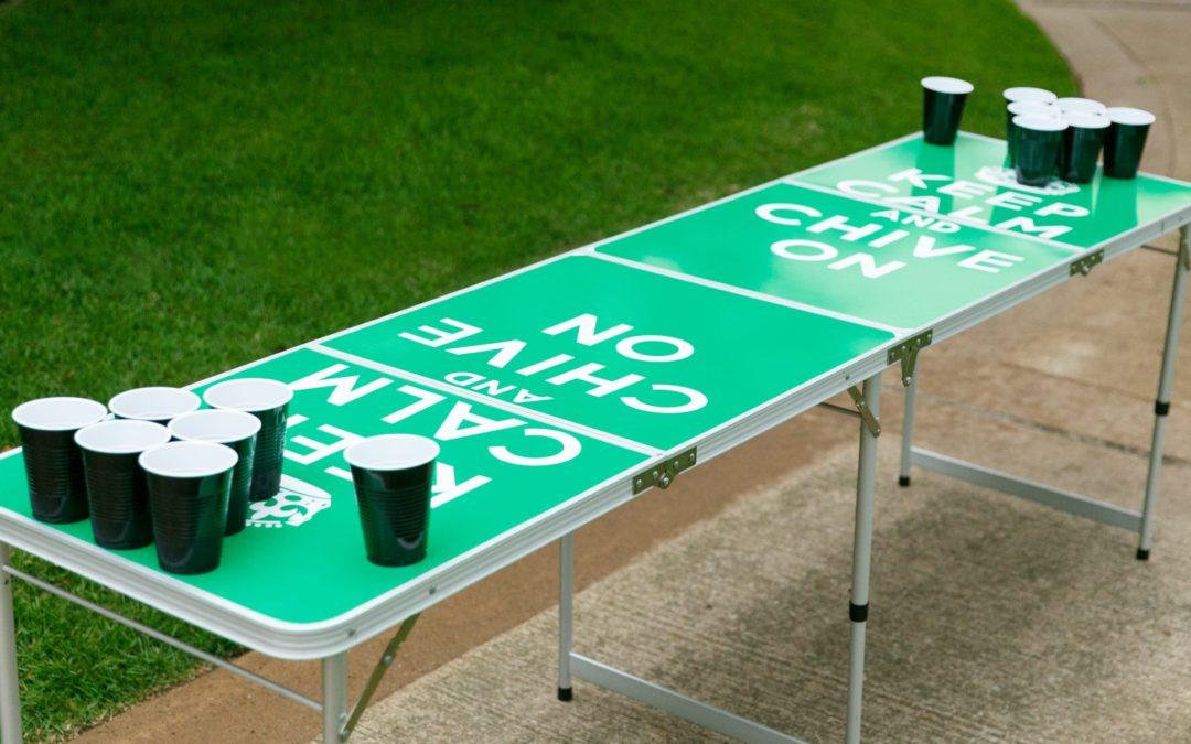 03.07.19 Beer-Pong-Turnier Jetzt anmelden!