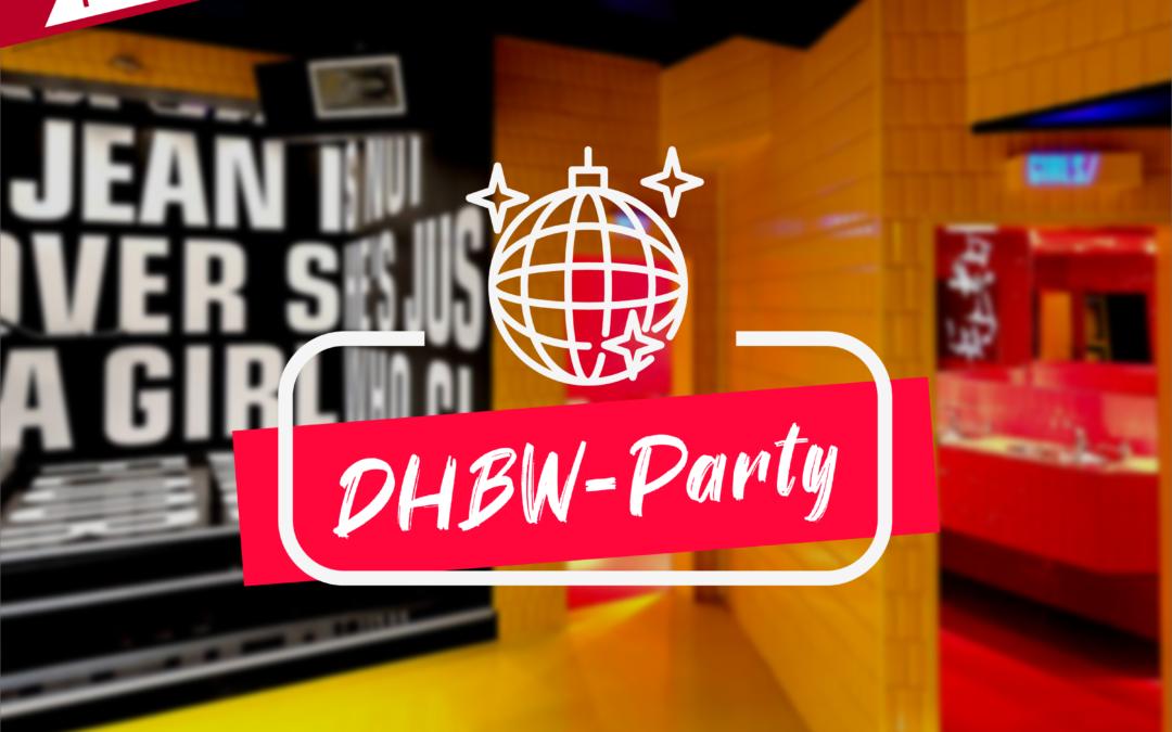 DHBW Ersti-Party