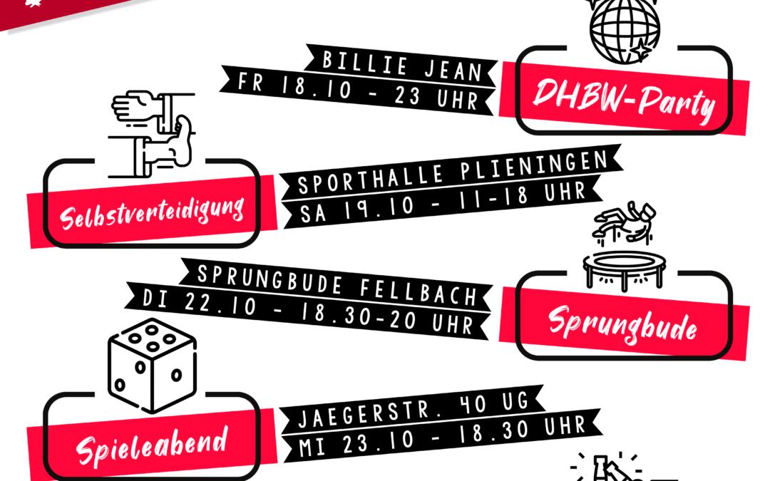DHBW Ersti-Week